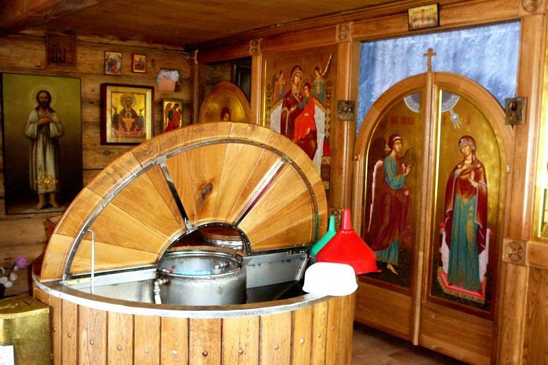 Свято-Троицкий монастырь с. Тарасково