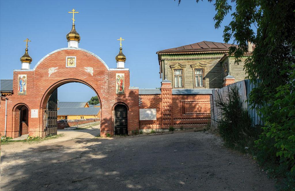 Воскресенский монастырь г. Тольятти