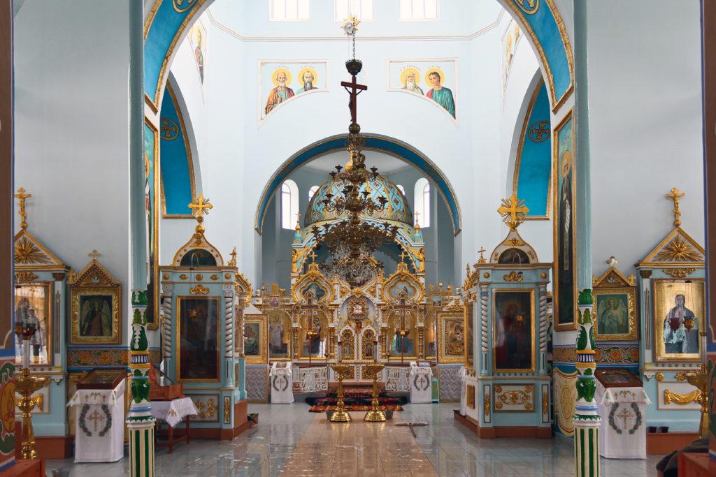 Жабский Вознесенский монастырь