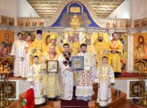 Бруклинский собор посетил митрополит Иона (Паффхаузен)