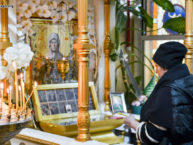 70-летний юбилей Первоиерарха Русской Православной Церкви Заграницей