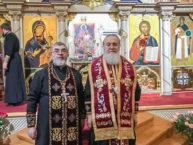 Митрополит Иларион совершил Соборование в Бруклинском соборе