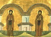 Святые жены Марина и Кира (+450)