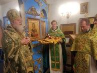 31 марта – Бруклин: Первоиерарх посетил храм иконы «Неупиваемая Чаша»