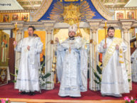 Пасха Христова 2018: в Бруклинском соборе Нью-Йорка отметили главный церковный праздник