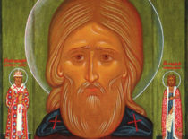 Преподобный Даниил Переславский (+1540)