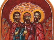 Святой Сухий и другие мученики Месукевийские (+123)