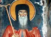 Преподобный Симеон Босой (+1594)