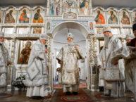 1 мая – Нью-Йорк: В Знаменском соборе прошли торжества в честь 10-летия Первоиераршего служения Митрополита Восточно-Американского и Нью-Йоркского Илариона