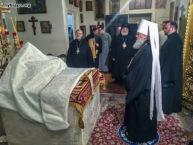 Благочинный Нью-Йорка поздравил Митрополита Илариона с 10-летием избрания Первоиерархом Русской Православной Церкви Заграницей
