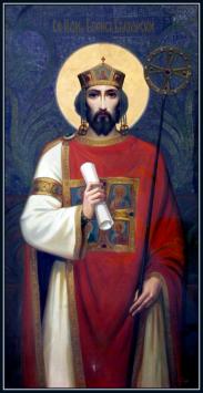 Равноапостольный царь Борис, креститель Болгарии (+907)