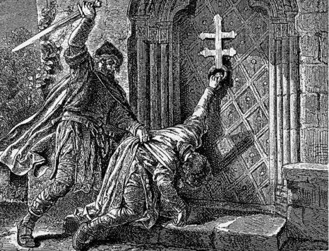 Мученик Иоанн-Владимир, князь Сербский (+1015)