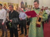 Верующие Бруклина молитвенно отметили праздник Троицы