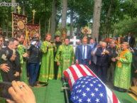 Благочинный попрощался со старейшим клириком Русской Зарубежной Церкви