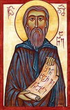 Святой Дамиан-Димитрий, царь Грузинский(+1157)
