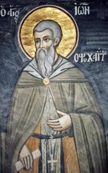 Преподобный Иоанн Психаит (IX в.)