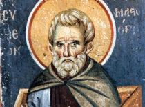 Преподобный Симеон Столпник Дивногорец (+596)