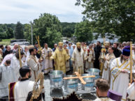 29 июля – Джексон: Первоиерарх возглавил празднование 1030-летия Крещения Руси
