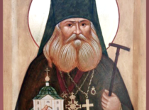 Преподобный Исаакий Оптинский (+1894)