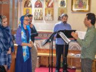 В день праздника Крестовоздвижения Божественную литургию в Бруклинском соборе возглавило два митрополита