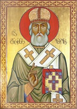 Священномученик Анфим Валашский (+1716)