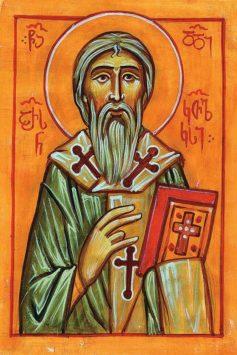 Святитель Арсений Великий, Католикос Грузии (+887)