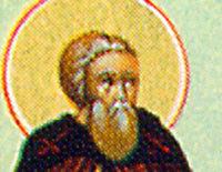 Преподобный Фантин Фессалоникийский (XI в.)
