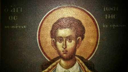 Новомученик Иоанн Критский (+1811)