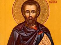 Блаженный Никита Сокровенный (XII в.)