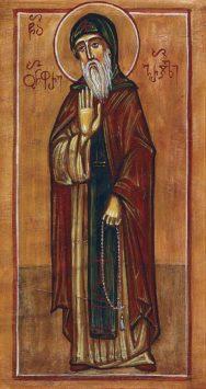 Преподобный Онуфрий Гареджийский (XVIII в.)