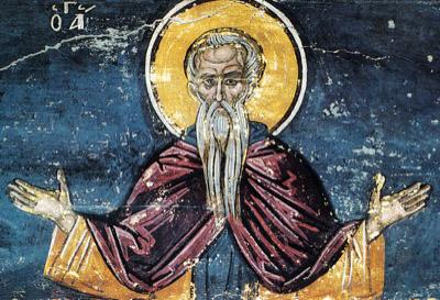 Преподобный Пимен (+450)