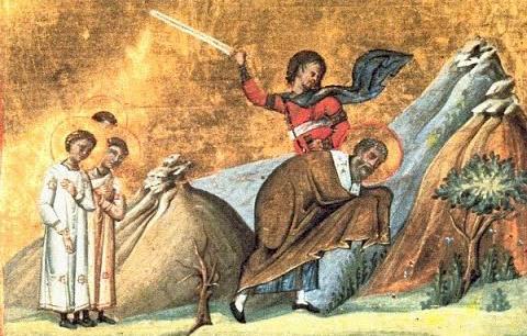 Священномученик Вавила Антиохийский (+250)