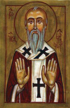Святитель Иосиф, Католикос Грузии (+1770)