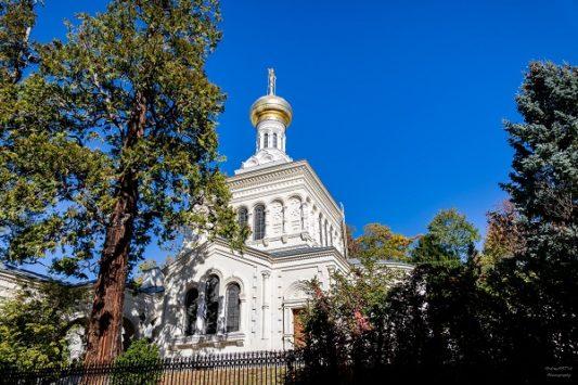 14 октября – Веве: Один из старейших православных храмов Швейцарии отметил 140-летие