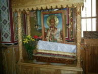 Преподобный Антоний Иезерский (+1714)