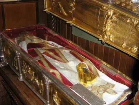 Мученица Филофея Румынская (+1218)