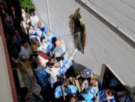 6 ноябрь - Сан-Франциско: В день престольного праздника кафедрального собора освящена мемориальная доска в честь 100-летия убиения Царской семьи