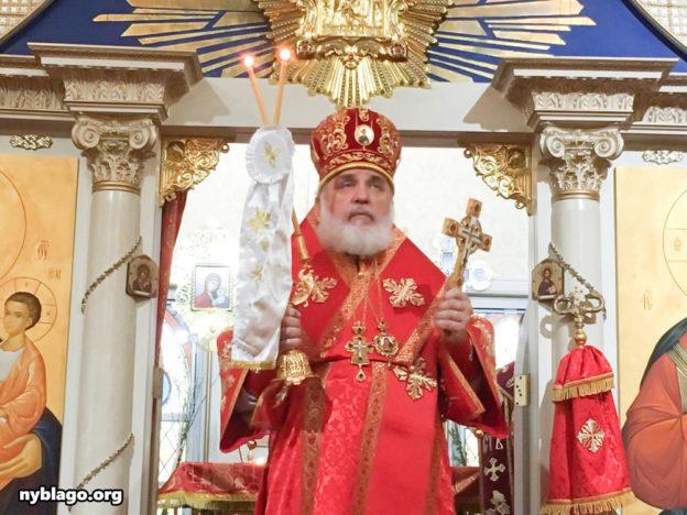 АНОНС. 20 января, воскресенье – престольный праздник Бруклинского собора!