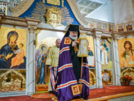 Архиепископ Монреальский и Канадский Гавриил возглавил престольный праздник Бруклинского собора