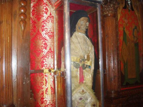 Преподобный Иосиф Самакос Освященный (+1511)