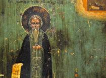 Преподобный Макарий Римлянин, Новгородский (+1550)