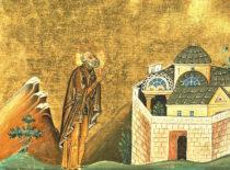 Преподобный Стефан Хенолаккосский  (VIII в.)