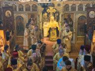 Благочинный Нью-Йорка поздравил настоятеля Джорданвилльского Свято-Троицкого монастыря с рукоположением в сан епископа
