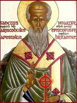 Апостол Аристовул, епископ Британский (I в.)