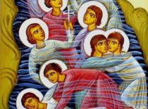 Девять отроков-мучеников Кольских (VI в.)