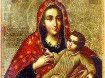 Икона Божией Матери «Козельщанская»