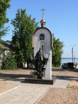 Преподобный Макарий Калязинский (+1483)