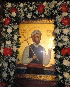Новомученик Мануил Критский (+1792)