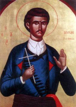 Новомученик Мирон Критский (+1793)