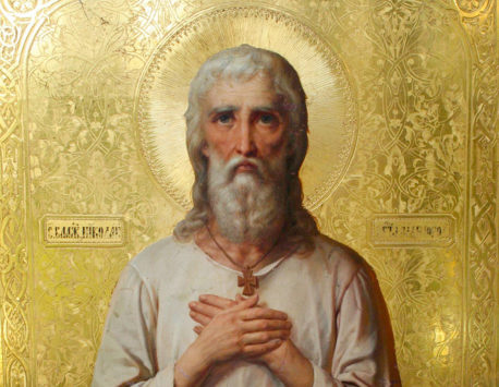 Блаженный Николай Псковский, юродивый (+1576)